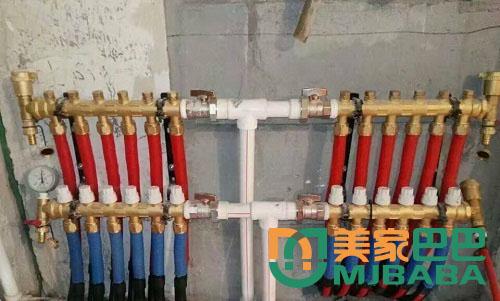 ——水地暖放气的简单操作流程